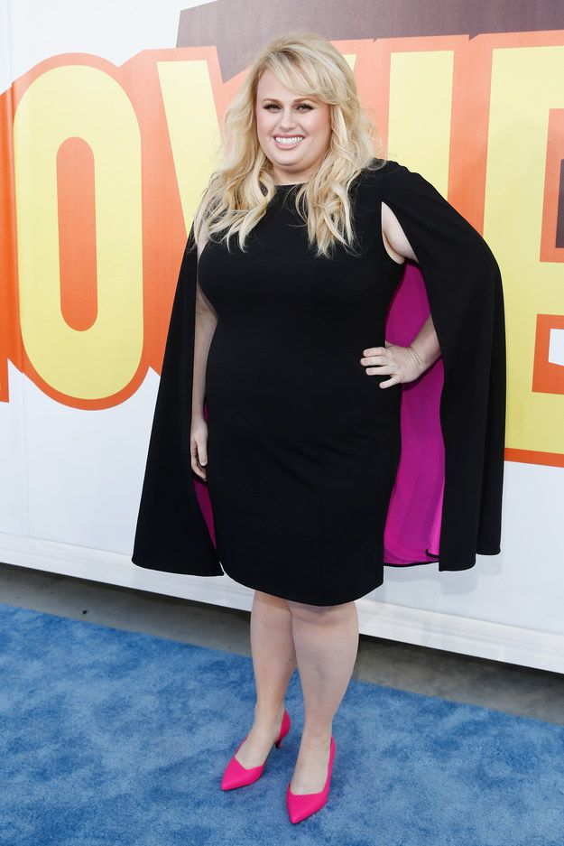 Rebel Wilson | All The Looks From The 2015 MTV Movie Awards