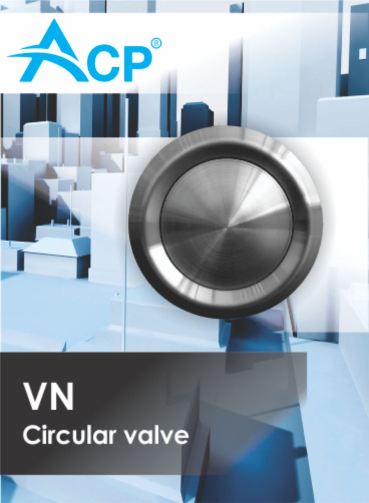 Circular valve VN
