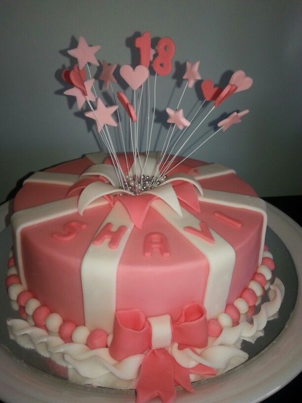 149 best images about ladys cake ideas on pinterest for 18th birthday cake decoration