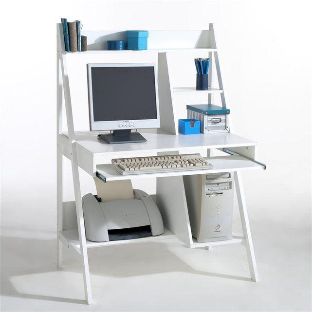 7 best ideas about meuble bureau on pinterest taupe for Meuble bureau compact