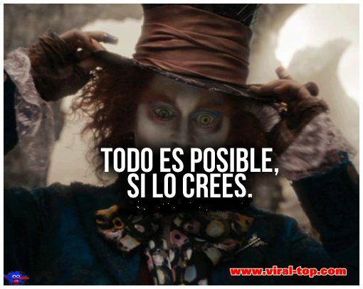 Creer – FRASES