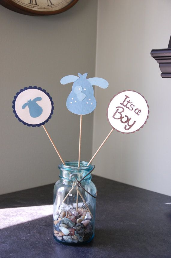 Puppy Centerpieces Puppy Baby Shower Dog Baby Shower by GiggleBees, $22.00
