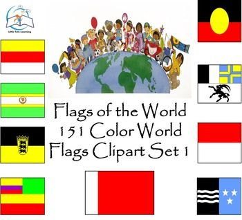 clip art flags