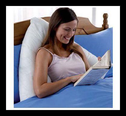 V-Shaped Pillow