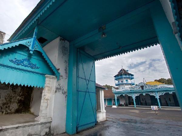 Kasunanan surakarta palace