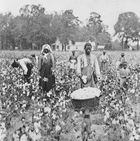 Some blacks managed to acquire enough money to move from sharecropping to renting or owning land by the end of the 1860s, but many more went into debt or were forced by poverty or the threat of violence to sign unfair and exploitative sharecropping or labor contracts that left them little hope of improving their situation.