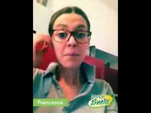 Francesca e la schiscetta che spacca! #Mondosnello #Snello