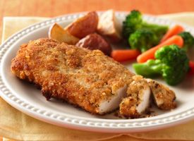 Breaded Ranch Chicken | Make and Freeze Meal Exchange!