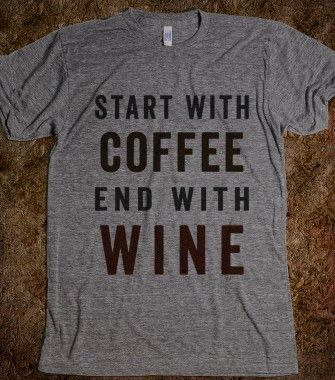 Start With Coffee - The Coffee Shop - Skreened T-shirts, Organic Shirts, Hoodies, Kids Tees, Baby One-Pieces and Tote Bags
