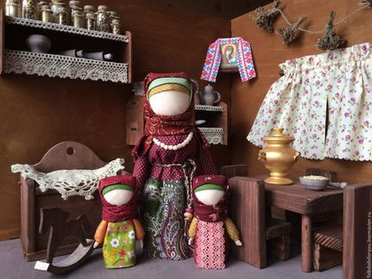 Народные куклы ручной работы. Кукла Берегиня. Ирина. Ярмарка Мастеров. Игрушка в подарок, берегиня, бусины