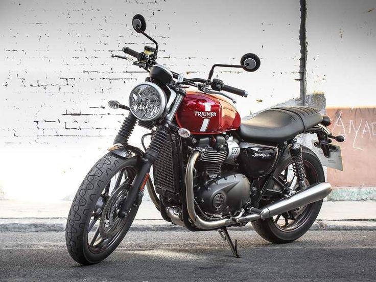 Triumph já faz pré-venda da nova geração da BonnevilleWEB LUXO
