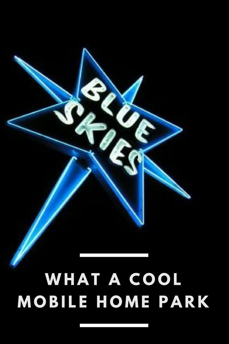 Blue Skies Mobile Home Park : skies, mobile, Skies, Village, Video, Mobile, Parks,, Living