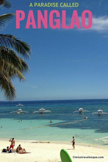 A Paradise Called Panglao Island | Miss Travelesque
