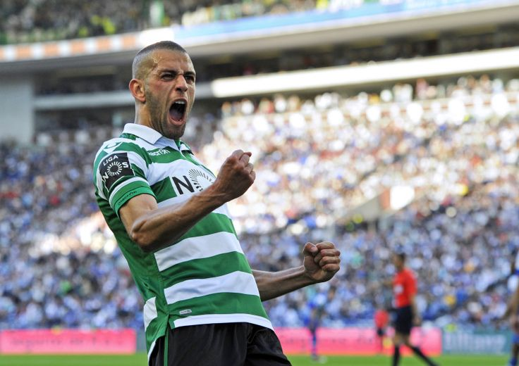 Islam Slimani Set To Sign For Leicester City