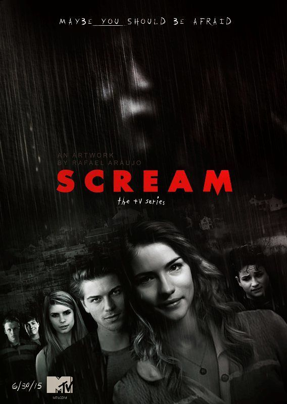 scream tv series • such an amazing series!! It had better be renewed for a third season!