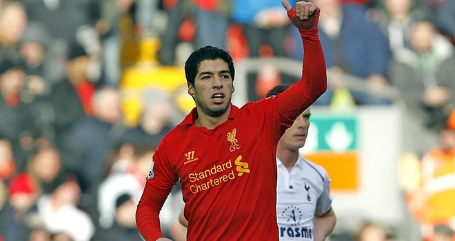 Luis Suarez: Insists he still loves Liverpool, but wants to leave England