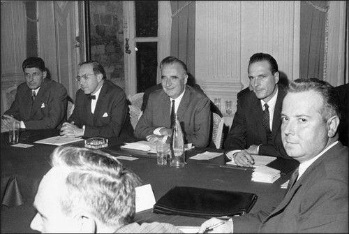 Président de la Cinquième République : Georges POMPIDOU - chezmamielucette