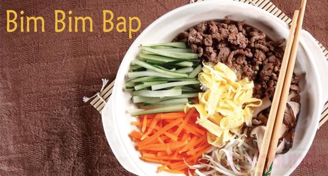 Bim Bim Bap :: Klik link di atas untuk mengetahui resep bim bim bap