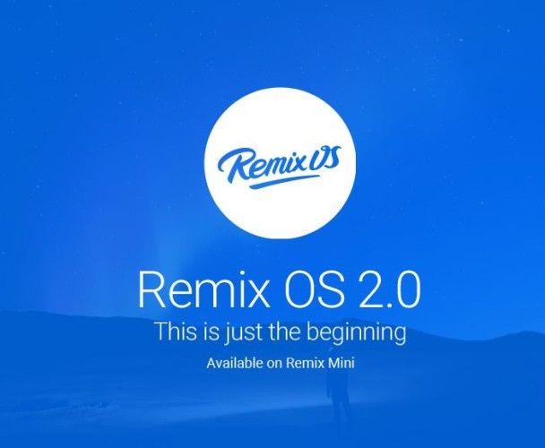 Remix os review