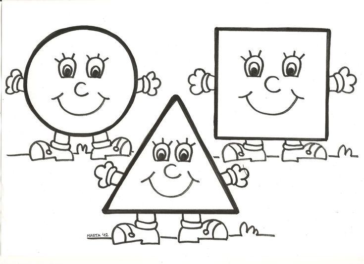 Aquest conte l'he fet per a treballar el rectangle en 4 anys i de pas repassar les demés formes geomètriques que en principi hem treballat e...