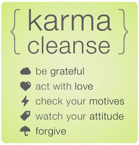 I live with my karma everyday.. just so you know. He misses that boy more than anything and won't let himself be happy. So you should be happy to know that ....