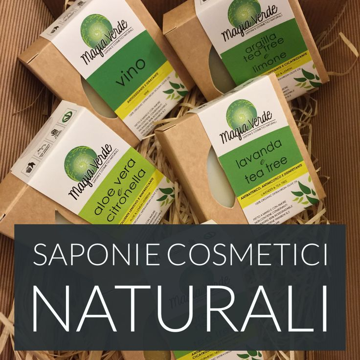 MagiaVerde Saponi e Cosmetici Naturali da Maison25