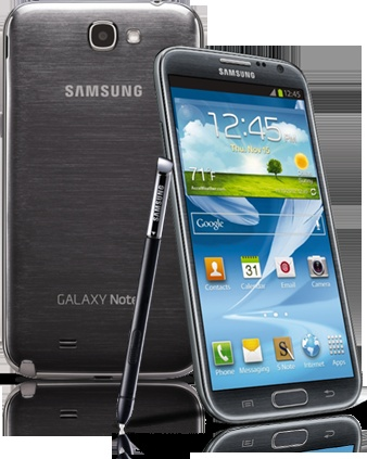 """Samsung Galaxy Note II, Android 4.1 smartphone with S Pen. 4G, Quad-Core processor, 5.5"""" HD display, 3100mAH battery... Yep, I must get this!"""
