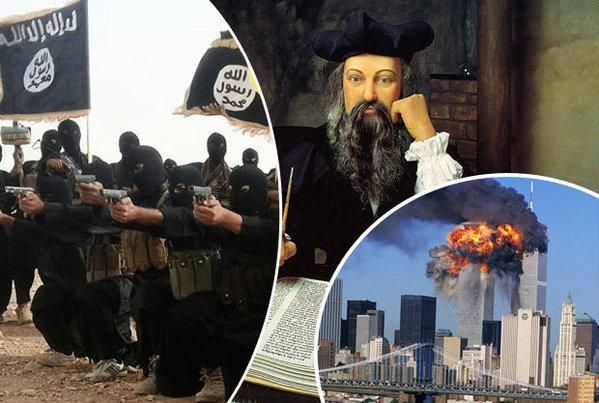 Nostradamus Predicted The Rise Of ISIS: 16th Century Prophecy Of Terror Reign And What's NEXT