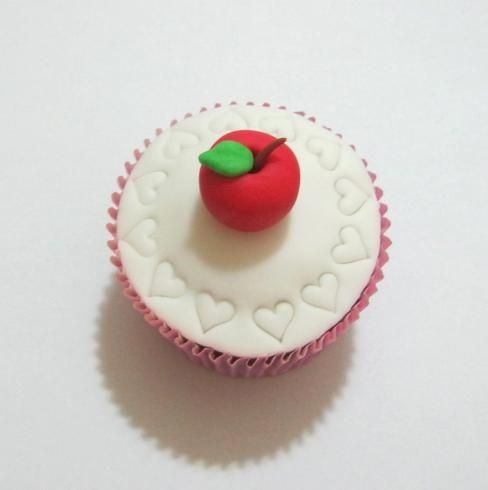 A maçã da Branca de Neve!!