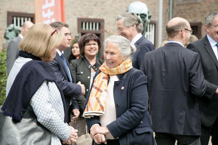 Landtagswahlkampf auf Schloss Nörvenich mit Bundesinnenminister Dr. Thomas de Maizière