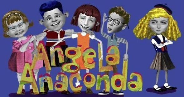 Angela Anaconda...LOL!!!! @April Williams do you remember this show. It just popped in my head this morning!!! LOL!!