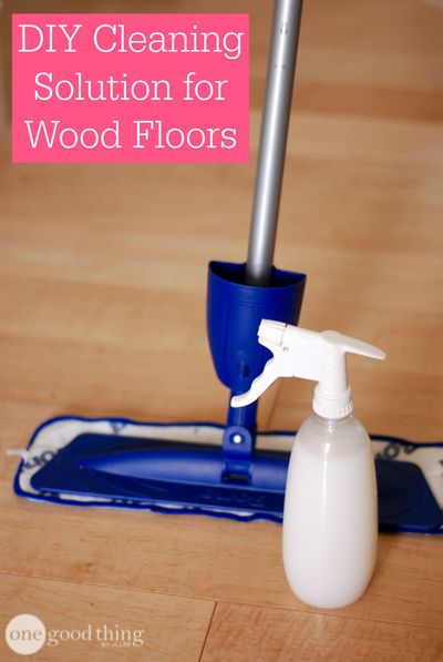 401 best cleaning tips images on pinterest cleaning for Wood floor cleaner diy