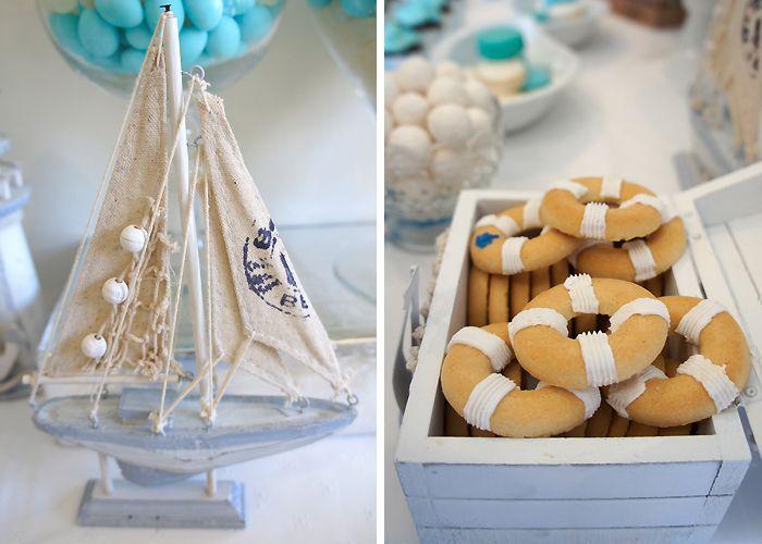 Nautical Dessert Table  http://blog.amyatlas.com/2012/10/nautical-guest-dessert-feature-5/
