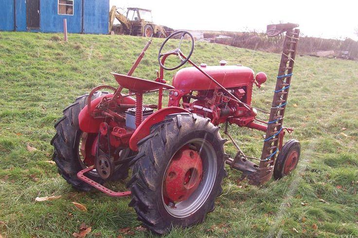 Farmall Decorating Ideas : Best vintage tractors ideas on pinterest tractor