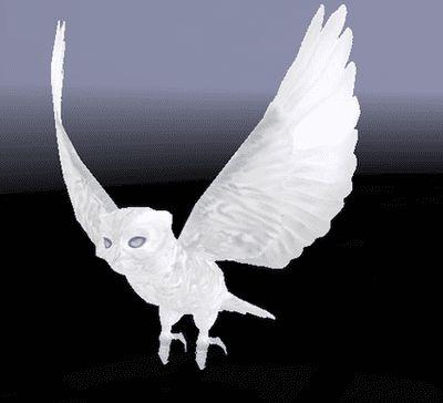 Owl Spirit (textured for IMVU)
