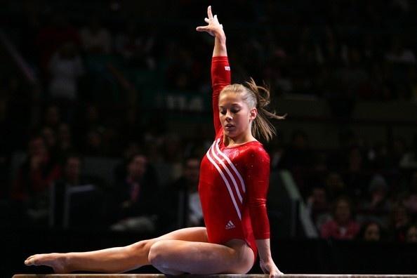 Pin De Arantza En Shawn: Gymnastics – America