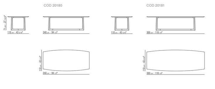 126 best images about moebel tisch on pinterest for Tisch design andrea