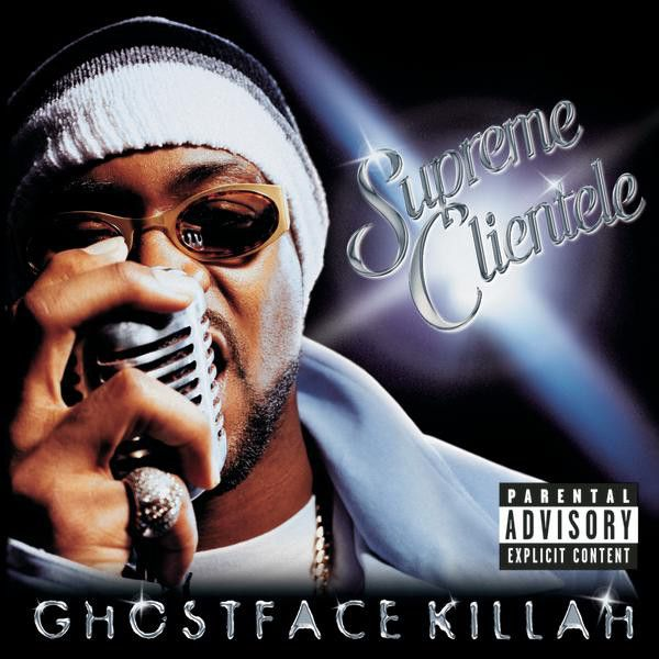 """#11: """"Supreme Clientele"""" by Ghostface Killah - listen with YouTube, Spotify, Rdio & Deezer on LetsLoop.com"""