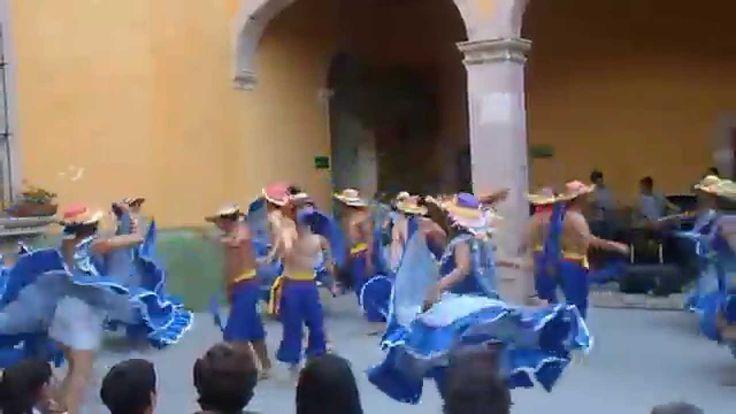 Ballet Folclorico de Paipa Colombia. Festival Zacatecas del Folclor Inte...