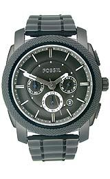 Fossil Dress Collection Chronograph Black Dial Men's watch #FS4552