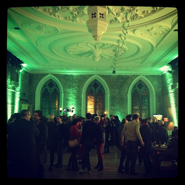 Launch party in the Ballroom venue