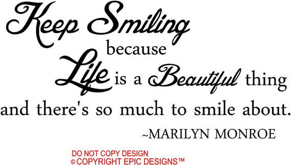 absolutely true- Life is Beautiful