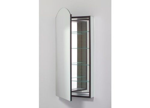 "Robern MP20D4APLL Arch Plain Mirror Cabinet by Robern. $1317.65. Robern. Medicine Cabinets. MP20D4APLL. Robern MP20D4APLL Arch Plain Mirror CabinetRobern was founded in 1968 and is the leader in bath storage solutions. Robern seeks to pioneer and promote the development of the personal vanity environment, by providing personal choice, stylish designs and innovative features for consumers.Robern MP20D4APLL Arch Plain Mirror Cabinet Features:; 19-1/4""W x 43-3/8""H ..."