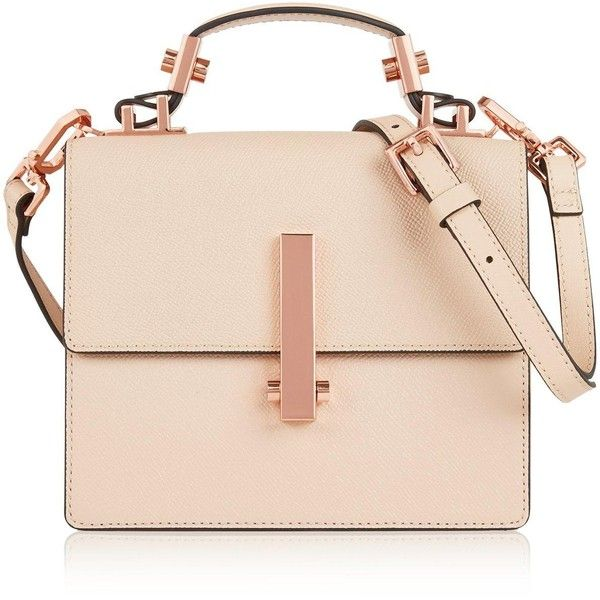 Kendall + Kylie Mini Minato Shoulder Bag (1.000 BRL) ❤ liked on Polyvore featuring bags, handbags, shoulder bags, purses, purses/backpacks, cream, purse backpack, backpack purse, handbag backpack and mini leather backpack