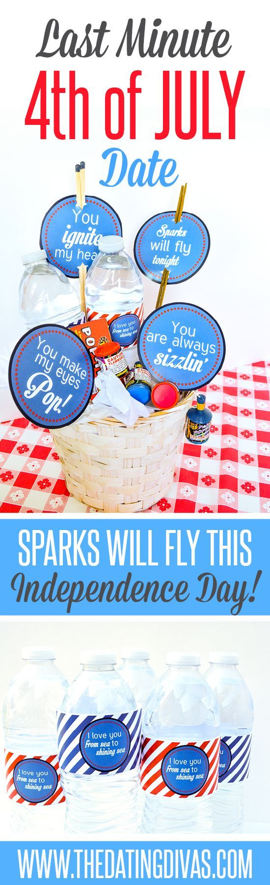 846 best Fourth of July Party images on Pinterest | July crafts ...