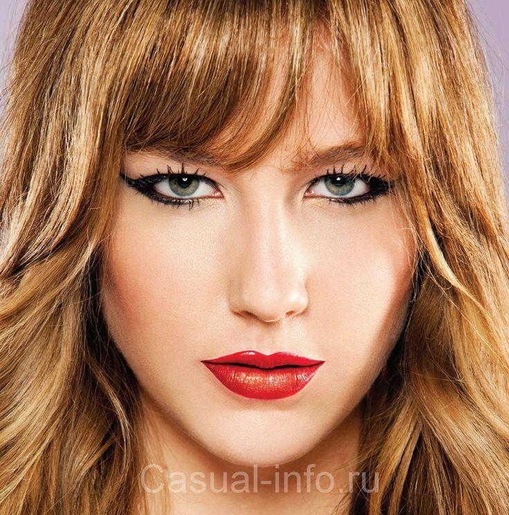 """Красивый макияж в стиле """"Голлиивуд 30-х"""""""