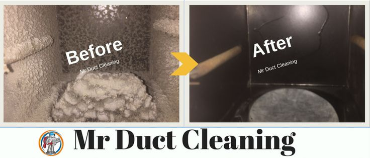 Before&After Duct Cleaning. Call US Today on 1300 673 828 for more information!