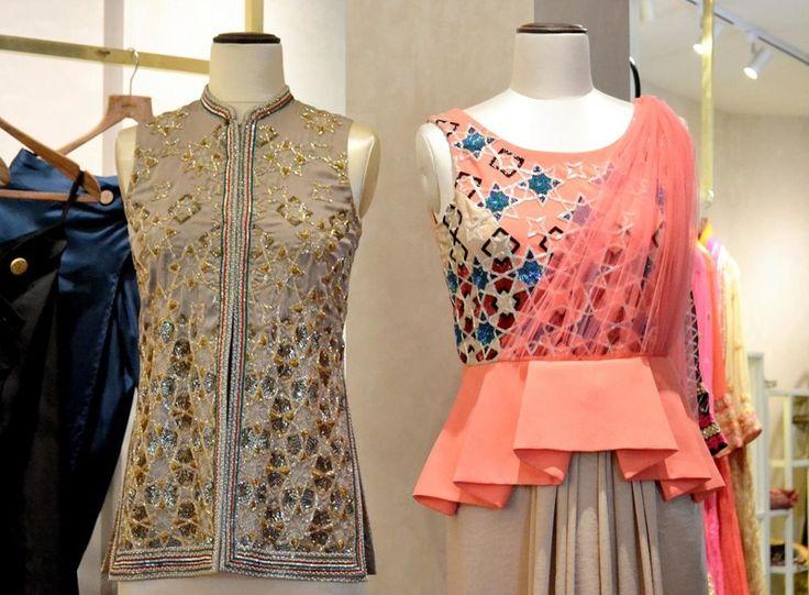 Ethnic-wear - Simone by Simran Singh