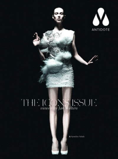 Antidote Magazine's The Icons Issue