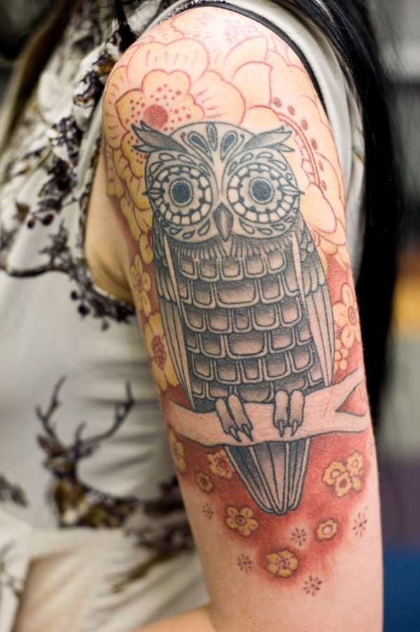 28 best images about tattoo on pinterest beautiful owl for Tattoo expo seattle